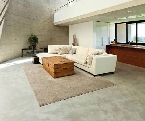 BETON-CIRÉ - Floor - Spachtelbelag Indoor